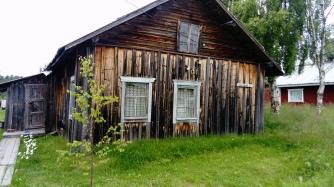 Ház Vuokkiniemiben